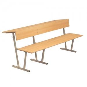 стол аудиторный со скамьей