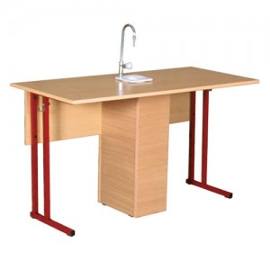 стол лабораторный с сантехникой