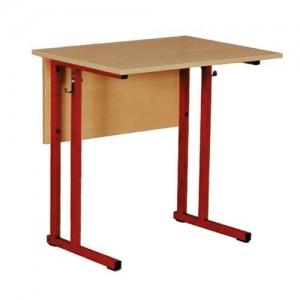 стол ученический 1-о местный