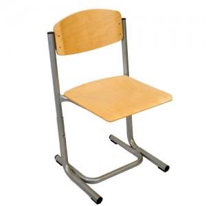 стул ученический круглая труба регулируемый