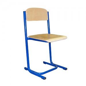 стул ученический круглая труба
