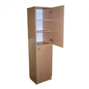 Шкаф колонка закрытый