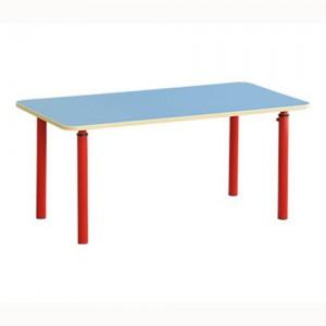 стол детский прямоугольный регулируемый