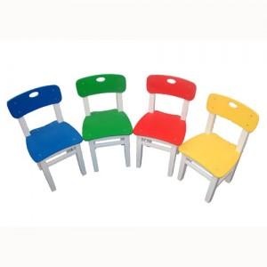 стул МДФ цветной
