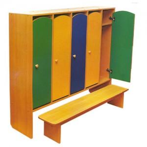 шкаф для одежды 5 секционный