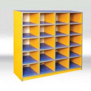шкаф цветной