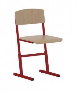 стул на металлокаркасе